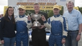 Boyle cousins win Dunlop National Rally title