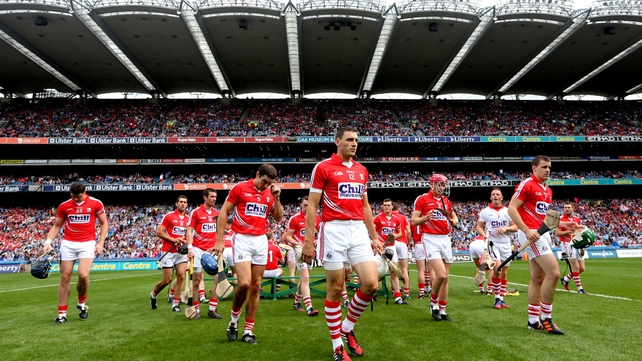 Cork march on to their first final since 2006