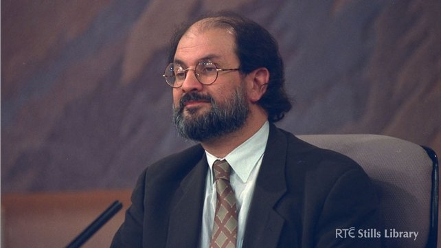 Salman Rushdie on the Late Late Show 1993