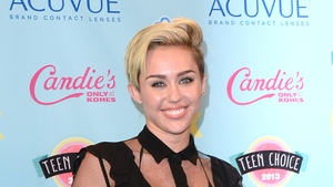 Miley Cyrus took home the Choice Style Icon