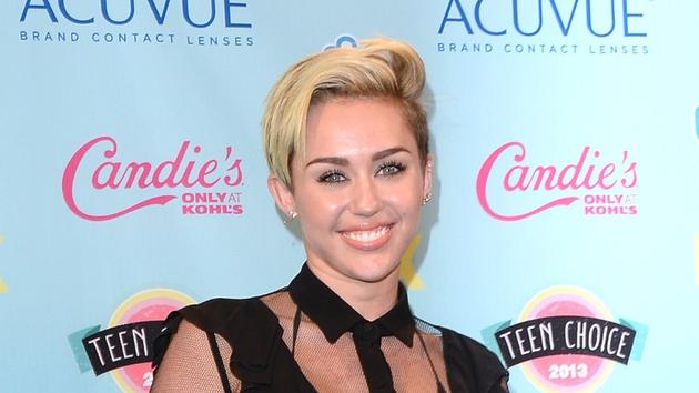 Cyrus in Bangerz mash-up with Britney?