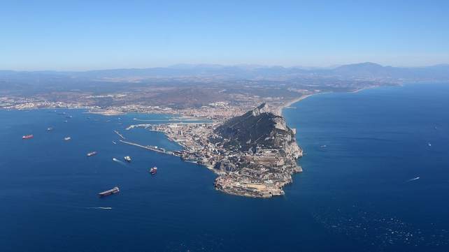 Gibraltar has long been a source of tension between Spain and Britain