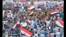 Pro-Mursi supporters rally in Cairo