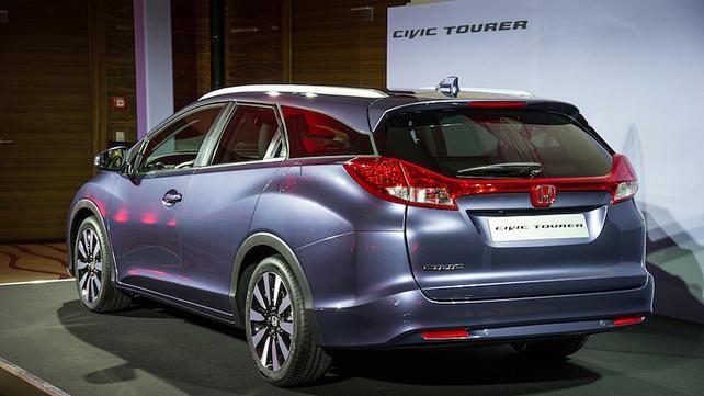 New Honda suspension