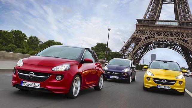 New Opel 1-litre