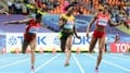 Fraser-Pryce superb in winning 100m world title