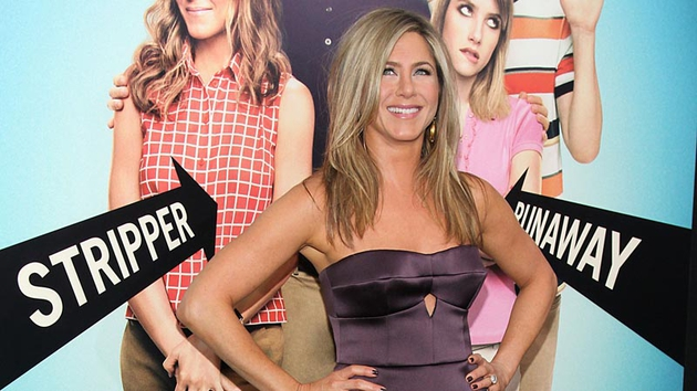 Jennifer Aniston - at the premiere of We're The Millers