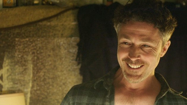 Aidan Gillen is magnetic as the brooding Gerry