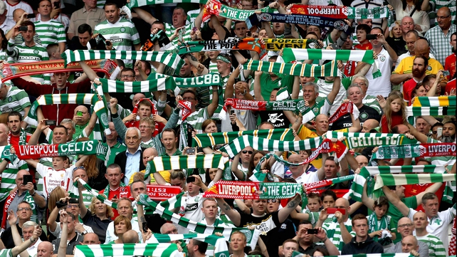 Celtic defeated Liverpool 1-0 at the weekend