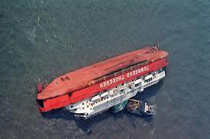 Herald of Free Enterprise Tragedy