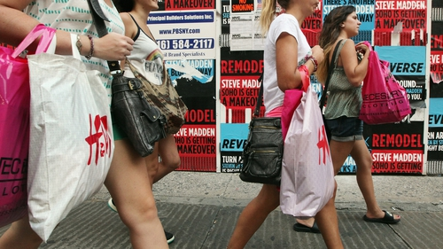 Clothing and footwear prices down 7% in July on a monthly basis, CSO figures show