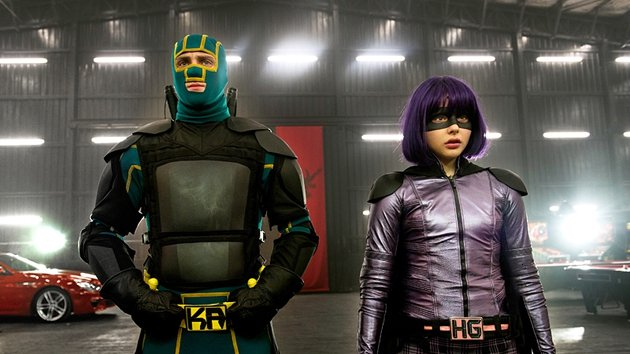 Moretz's Hit-Girl is hands down the standout character in Kick-Ass 2