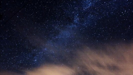'Fireball' seen from Donegal to Cork