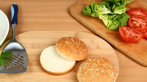 Martin Shanahan's Mackerel Burger