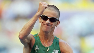 Rob Heffernan: 'I maybe feel a bit tired mentally from it but physically I was in great shape last year.'