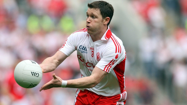 Enda McGinley has retired from football after a fine career