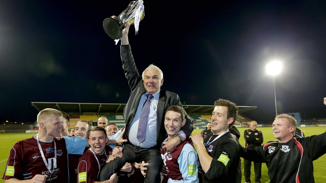 Mick Cooke: 'It's the third final in 12 months between us. We have won one, they have won one and this is the test m