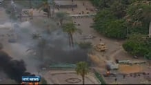 US calls for end to violence in Egypt