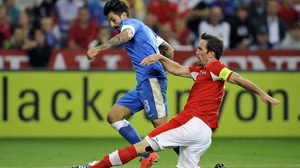Greece beat Austria 2-0 in the Red Bull Arena