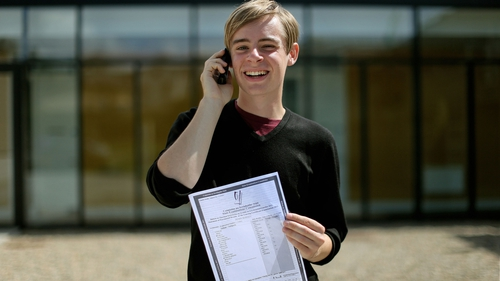 Mark Berney received 9 A1s in higher level papers