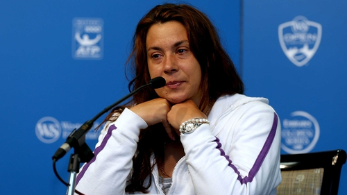 Marion Bartoli is considering a move into media work