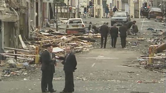 Eye Witness Accounts of the Omagh Bombing