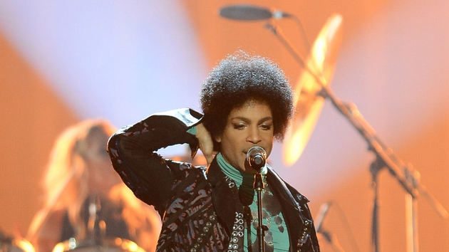 Prince has joined social networking site Twitter