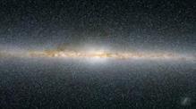 Pulsar discovered near black hole (Credit - MPIfR/David Champion & Ralph Eatough)