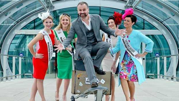 Rose of Tralee, 2013. Watch it live on RTÉ Player and on the RTÉ YouTube Channel.