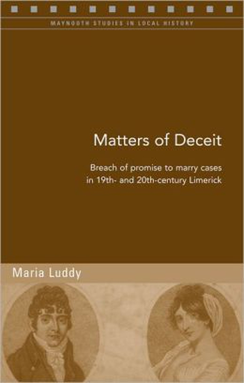 """Matters of Deceit"" by Maria Luddy"