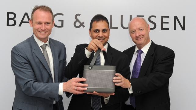 Bang & Olufsen has issued two profit warnings during the 2012/13 financial year