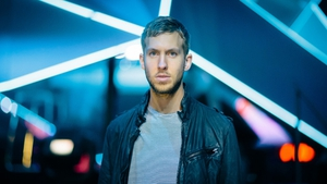 Super-car DJ Calvin Harris