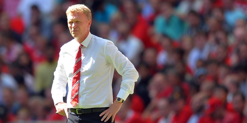 David Moyes: 'I wasn't convinced when the balls came out of the Premier League bag and I'm still not convinced.'