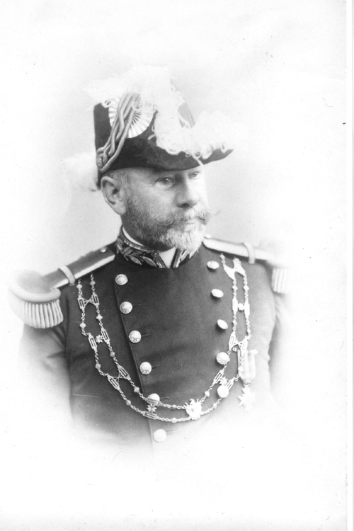 Chevalier Joseph Higgins Sheerin