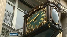 Some workers at Clerys temporarily laid off
