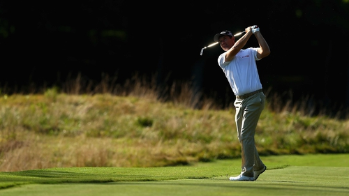 Padraig Harrington missed the cut and will therefore miss the FedEx Cup Play-offs
