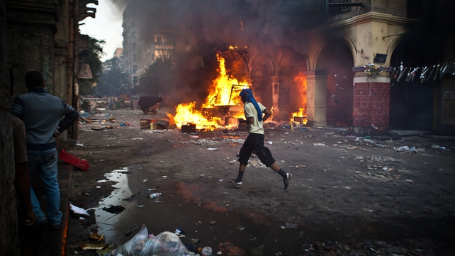 Further protests planned by supporters of ousted president Mohamed Mursi after days of violence in which over 700 die