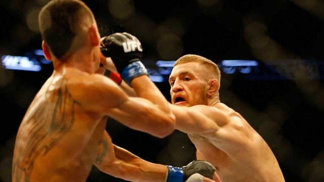 McGregor may fight in Manchester in October or Las Vegas in December