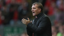 Brendan Rodgers says the club are enjoying their on-field improvement this season