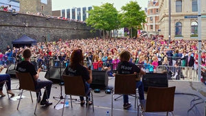 The 2020 and 2021 Fleadh events were cancelled due to the pandemic