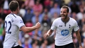 Spurs hold on for win at Palace