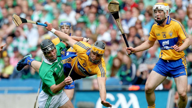 Clare won the Munster battle in Croke Park for a place in the All-Ireland fina