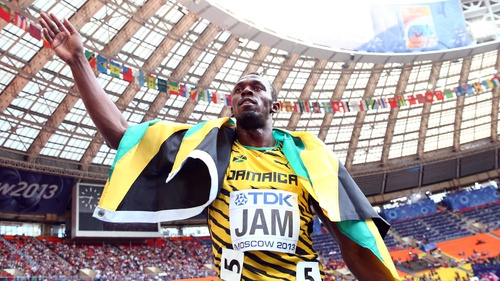 Usain Bolt had previously announced he planned to retire after 2016 Games