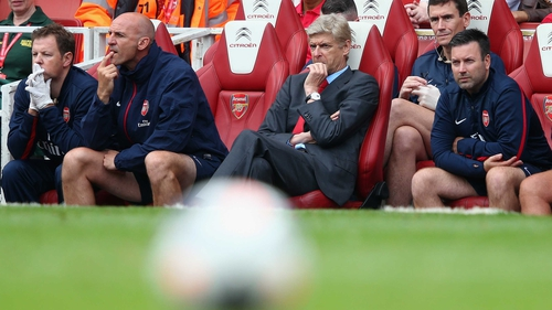 Arsene Wenger has angered Arsenal fans by failing to spend big in the transfer market this summer
