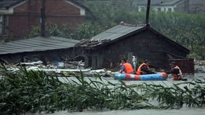 At least 90 people have died as a result of torrential rain and flooding