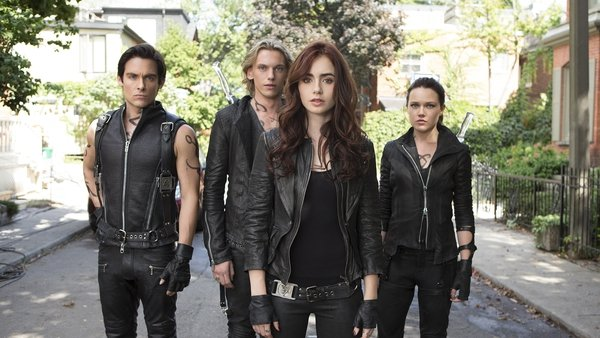 The Mortal Instruments is a darker take on the teen fantasy