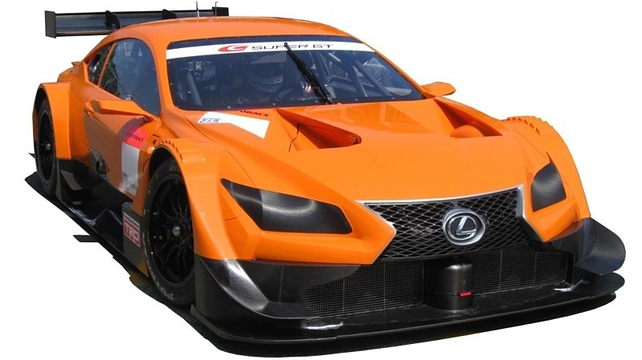 Lexus super racer