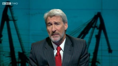 Remember the beard? Paxman bows out from Newsnight