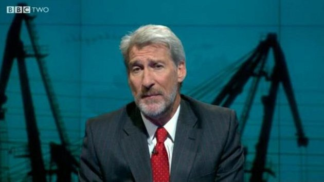 Jeremy Paxman appears on of RTÉ Radio One arts and popular culture show Arena this Friday