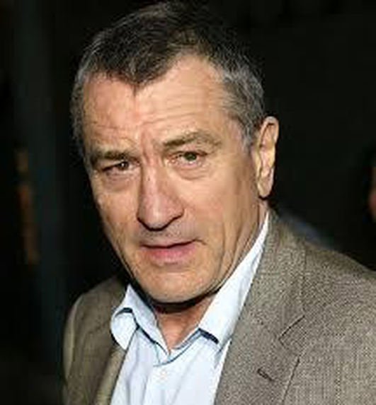 Robert De Niro at 70